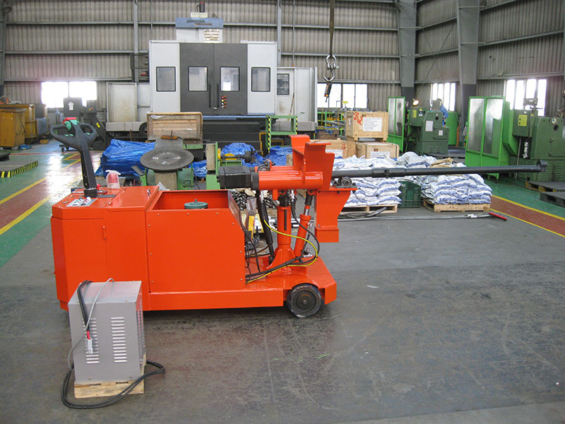 TUYERE EXCHANGONG EQUIPMENT